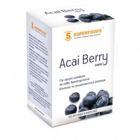 Superfoods Acai Berry Eubias 50 Caps