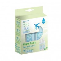 Bausch+Lomb Bio True Flight Pack 2 x 60ml