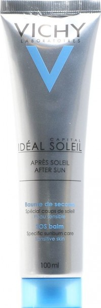 Vichy Ideal Soleil After Sun Balm100Ml
