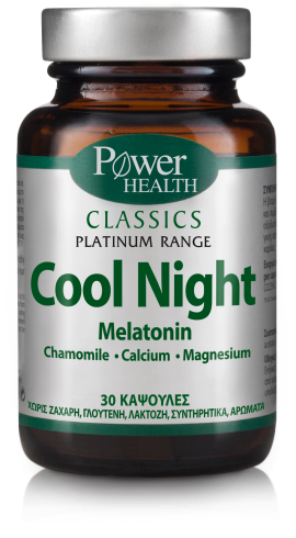Power Health Classics Platinum Cool Night 30 Caps