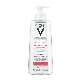 Vichy Purete Thermal Mineral Micellar Water Sensitive Skin 400ml