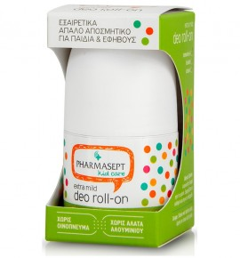 Pharmasept Kids Deo Roll On Extra Mild 50 ML