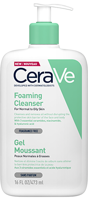 Cerave Foaming Cleanser 1LT
