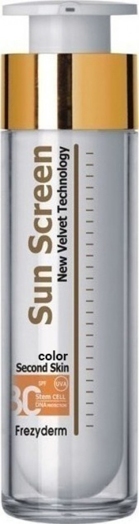 Frezyderm Sun Screen Velvet Color Face Spf30 50Ml