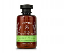 Apivita Αφρόλουτρο Tonic Mountain Tea 250ml