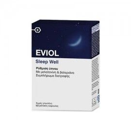 Eviol Sleep Well 60 softcaps