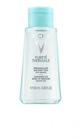 Vichy Purete Thermal Soothing Eye Make-Up Remover 100ml