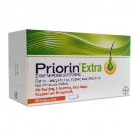 Priorin Extra 60 Κάψουλες