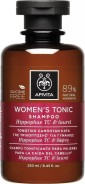 Apivita Τονωτικό Σαμπουάν Κατά της Τριχόπτωσης για Γυναίκες με Ιπποφαές & Δάφνη, 250Ml