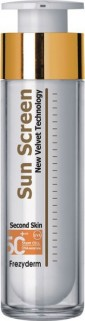 Frezyderm Sun Screen Velvet Face Cream Spf50+  50Ml