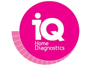 IQ HOME TEST logo